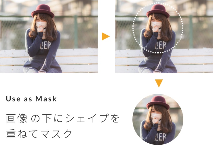 Use as Mask